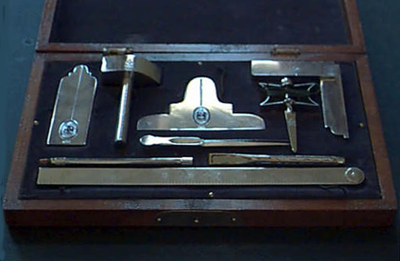 Working Tools St Peters Collegiate Lodge No.53