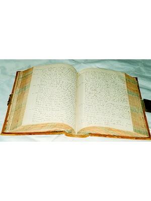Moorhouse Diary