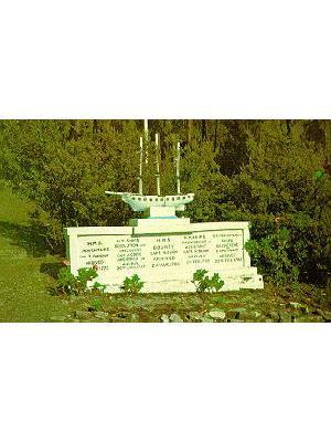 Memorial to Explorers