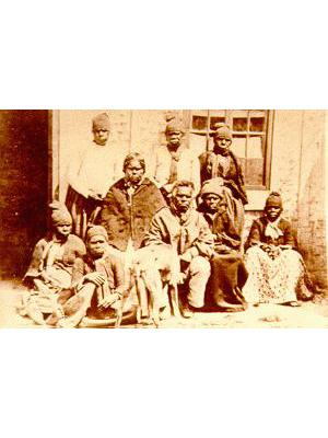 Last of Tasmanian Aborigines (Full Blood)