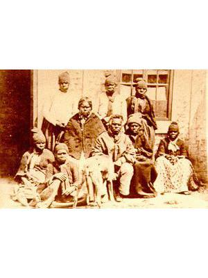 Last of Tasmanian Aborigines (Full Blood)