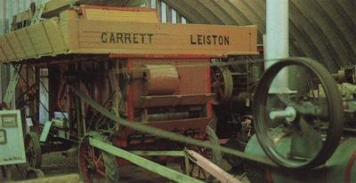 Crossley Gas Engine