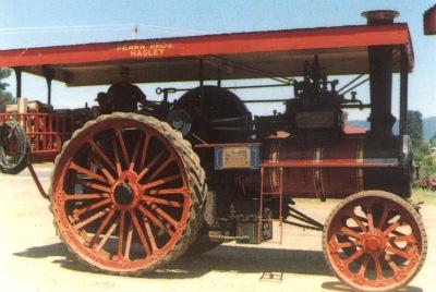 Birdsall Engine No 2538