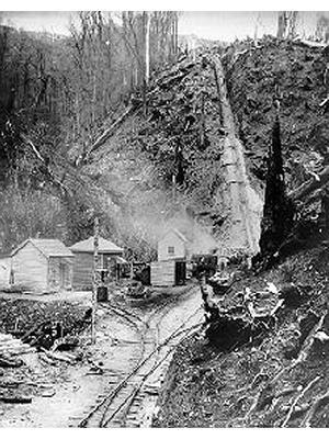 The Haulage, Mt Lyell