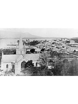 Port Arthur During Convict Occupation
