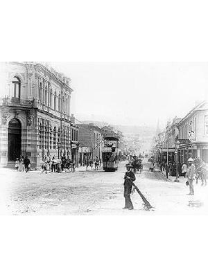 Elizabeth Street Hobart