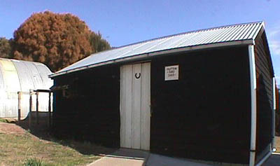 Mutton Bird Processing Shed
