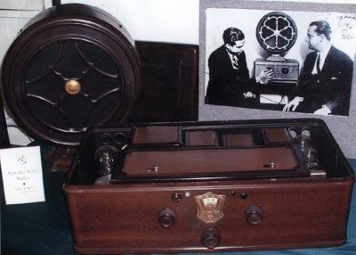 Atwater Kent Model 40