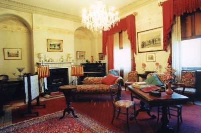 """""""Gillows"""" drawing room furniture"""