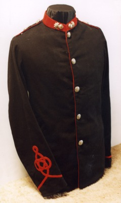 Southern Tasmanian Volunteer Artillery jacket