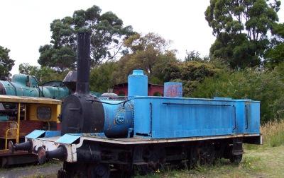 Dubs 2.4-2T Locomotive