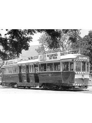Electric Tramcar