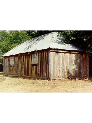 Joyce Brothers Squatters' Hut