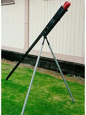 Boxer Rocket Apparatus