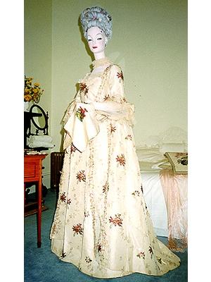 1770s Sacque Dress