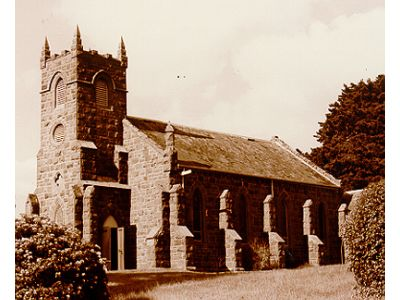 St Mary's Anglican Church Woodend