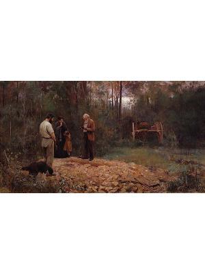 A Bush Burial