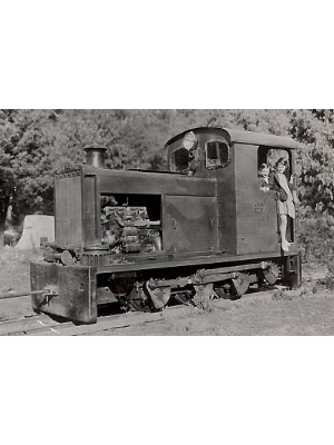 Kelly and Lewis Locomotive