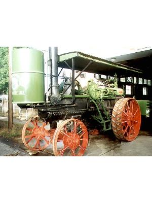 Buffalo Pitts Traction Engine
