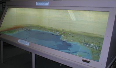 View of Corio Bay, Geelong 1950