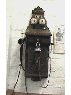 Wall Mounted Telephone
