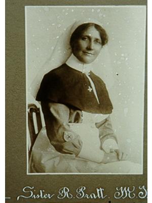 Sister Rachel Pratt M.M.