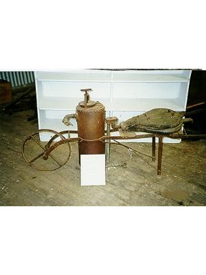 Homemade Fumigator