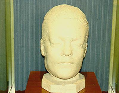 Emma Williams Death Mask
