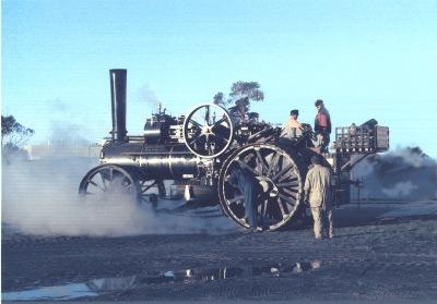 Austral engine