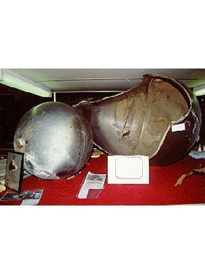 Nitrogen Gas Tank (part of)