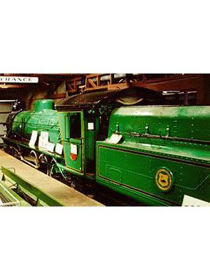 W919 locomotive