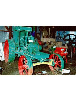 1907 Saunderson & Gyfkens Tractor