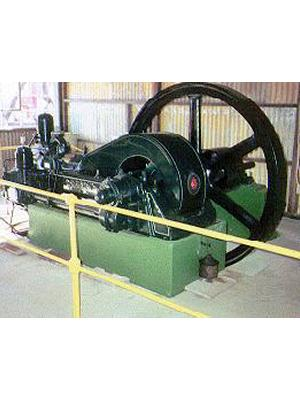 Ruston Engine 7XHR No. 200321