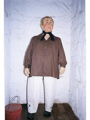 Model of Peter McDonald alias McKean, McQueen
