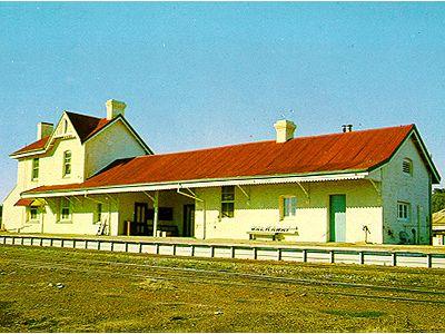 Walkaway Station Museum Building