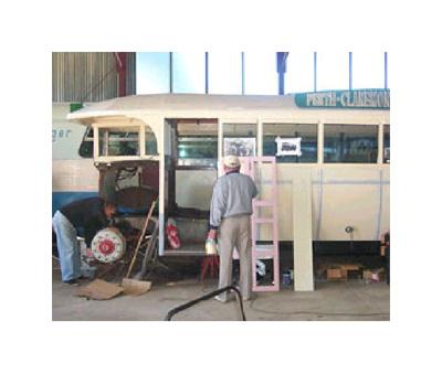 Bus Preservation Society of WA