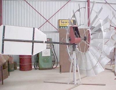 Defiance 8 Windmill