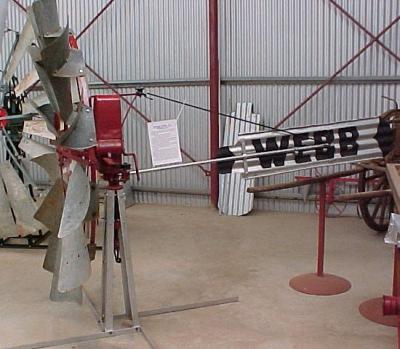Webb Type S 6 Windmill
