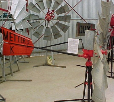 Metters 'K' Windmill