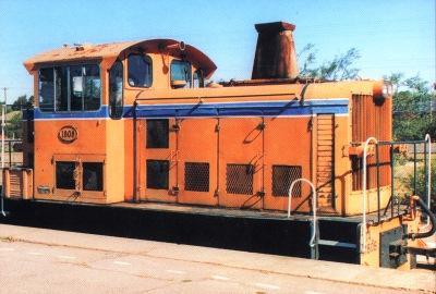 Shunter T-Class