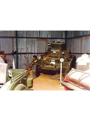 Ferret Army Scout Car
