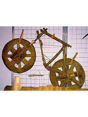 Mulga Bill's Wooden Bicycle