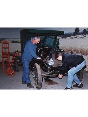 Model TT Ford Truck