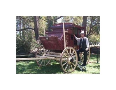 Replica Mail Coach