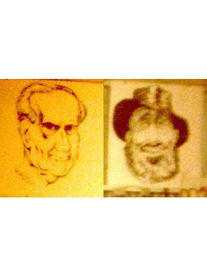 Sketches - Pioneer Men of Central Australia