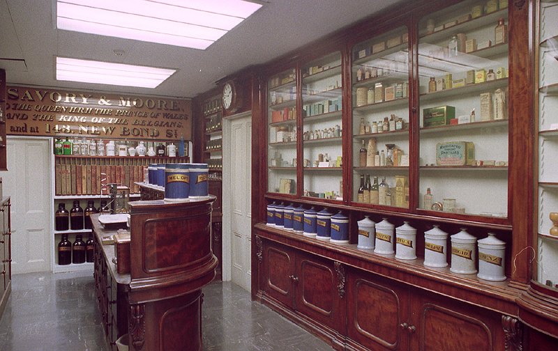 Savory and Moore Pharmacy