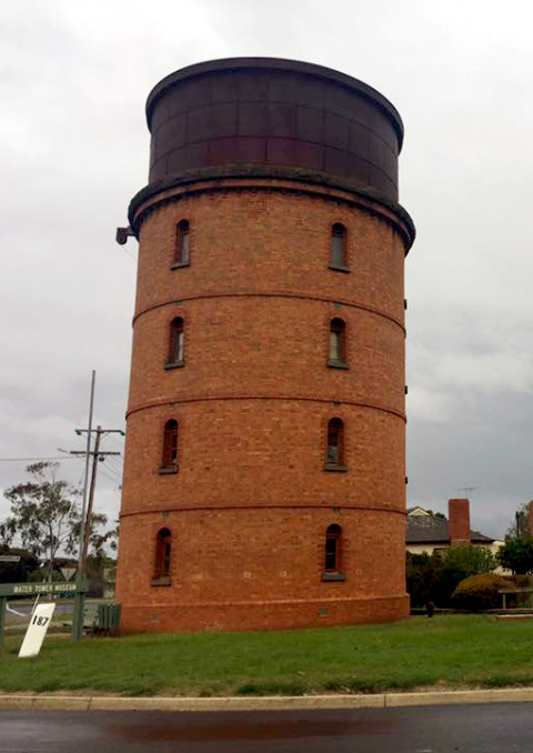 Murtoa Old Water Tower