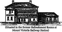Mt Victoria and District Historical Society Museum
