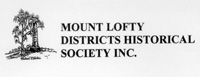 Mount Lofty Districts Historical Society Inc.