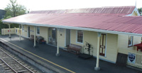 Tasmanian Transport Museum Society Inc